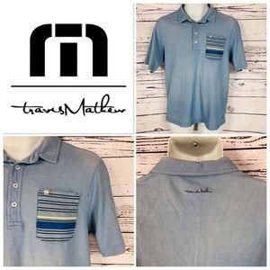 Travis Mathew Men's Pocket Polo